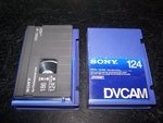 Sony PDV-124N DVCAM for HDV Tape 124 min.