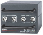 Extron GLI 2000 2BNC Heavy Duty S-Video and Composite Video Ground Loop Inhibitor