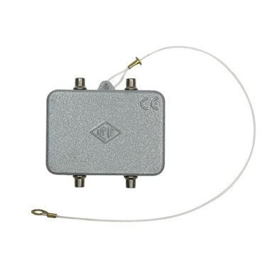 Ilme Protection Cap for 6 pole harting cablehood