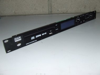 DS-150 front panel incl. display, USB and front PCB