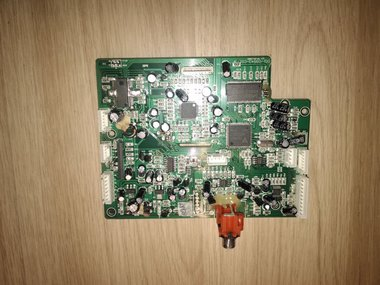 Main PCB V1 for DS-880D MP3