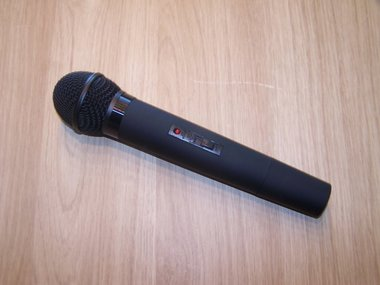 DAP Wireless microphone 195,25 mHz