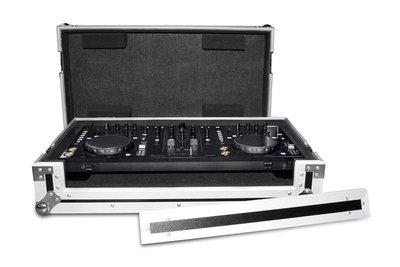 Road Ready Flightcase RRDJCONTROL for Pioneer XDJR1/DDJT1/DDJS1 and Numark Mixdeck