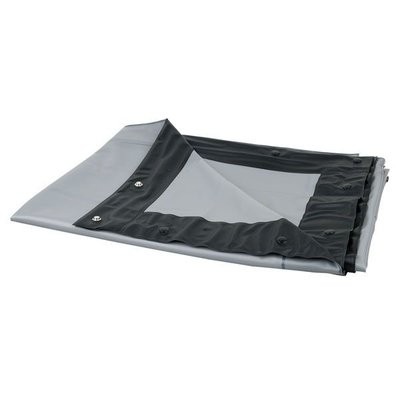 """DMT rear-view fabric for 120"""" projection screen 4:3  (100431)"""